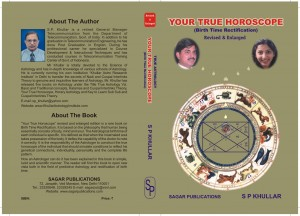 Book YOUR TRUE HOROSCOPE: Birth Time Rectification